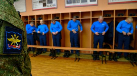 В Воронежской области уклонист от армии выплатит штраф в 100 тыс рублей
