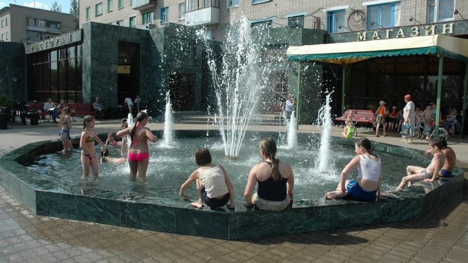 Неделя в Воронеже будет засушливой