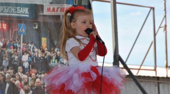 В Россоши на открытом фестивале «Брызги солнца» выступят 600 детей