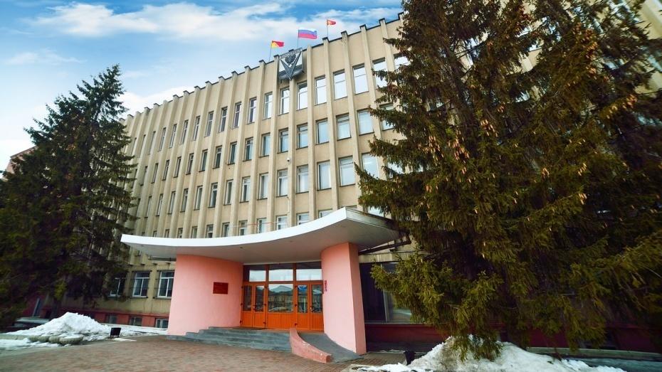 Из конкурса на должность мэра Борисоглебска выбыл один кандидат