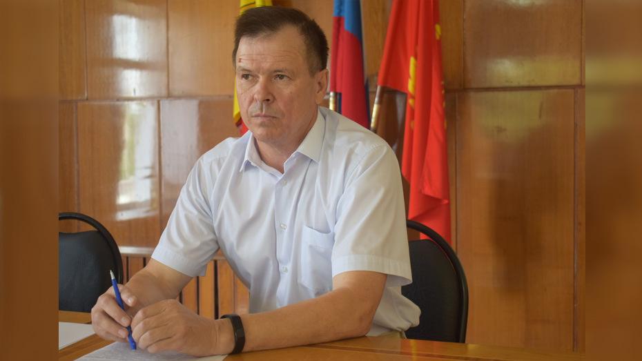 В Воронежской области выбрали главу администрации Грибановского района
