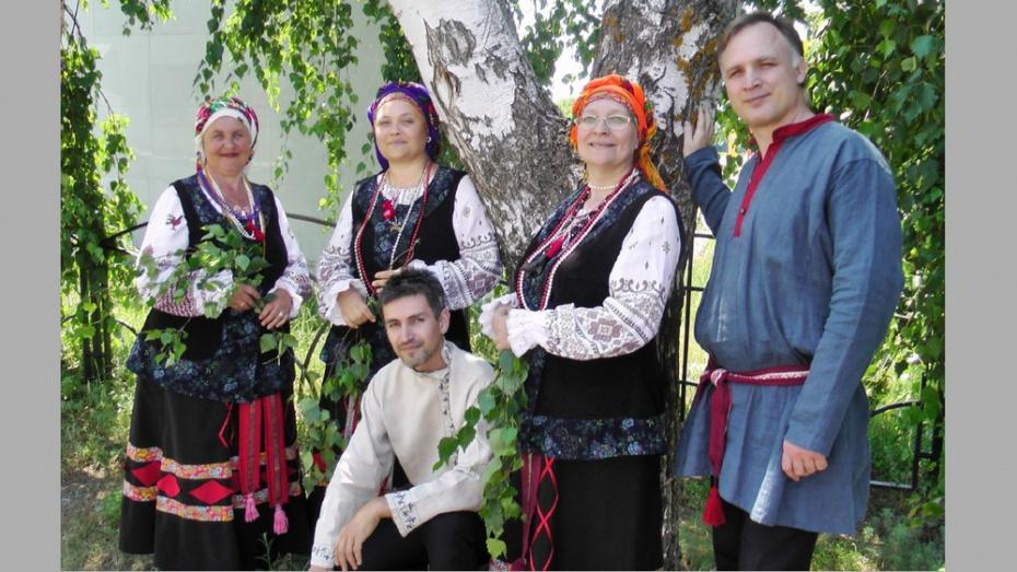 Ансамбль из борисоглебского села Макашевка стал лауреатом международного конкурса