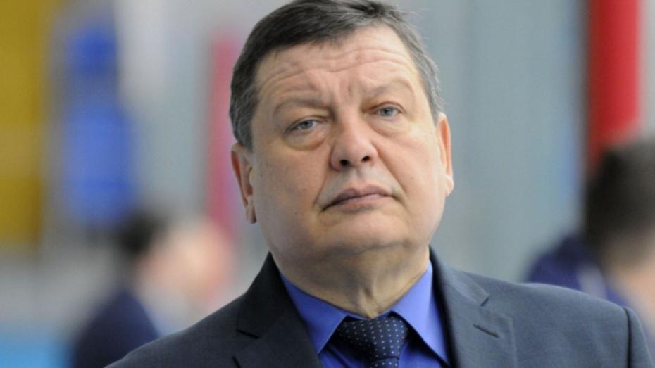 Воронежский «Буран» отказался от продления контракта тренера «Россоши»