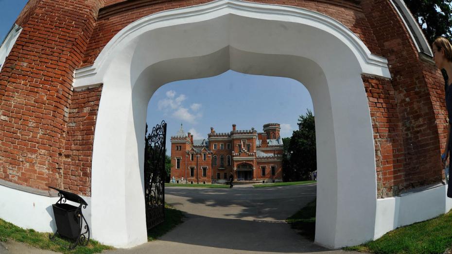 В Москве покажут миниатюрный воронежский дворец Ольденбургских
