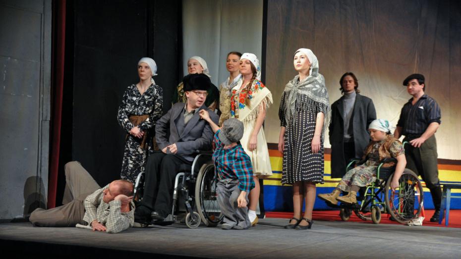 Новый спектакль воронежского «Театра равных» поставит режиссер из Санкт-Петербурга