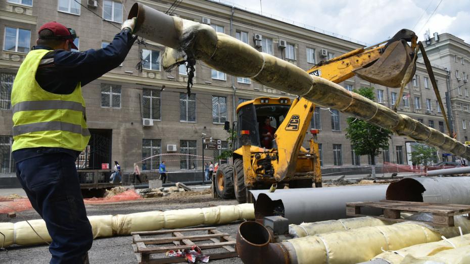 На Московском проспекте Воронежа в выходные закроют 4 полосы