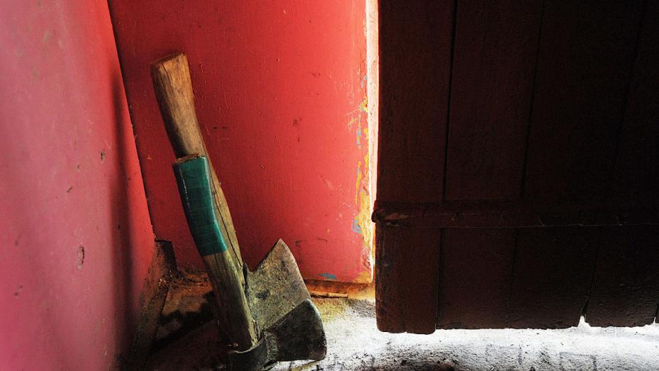 Житель Воронежской области зарубил знакомого топором и закопал тело
