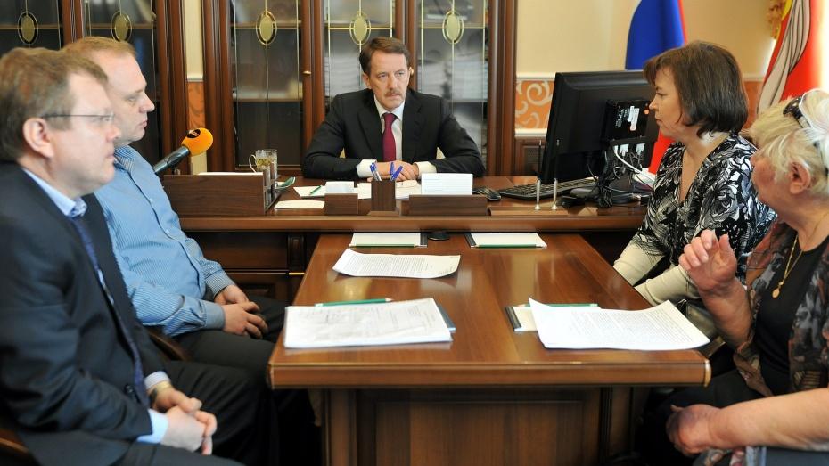 Губернатор Алексей Гордеев гарантировал помощь 800 обманутым дольщикам «Строй Арта»