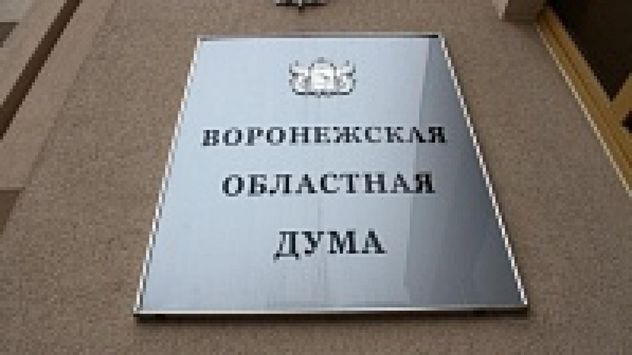 Вакантное место в Воронежской облдуме занял борец-классик