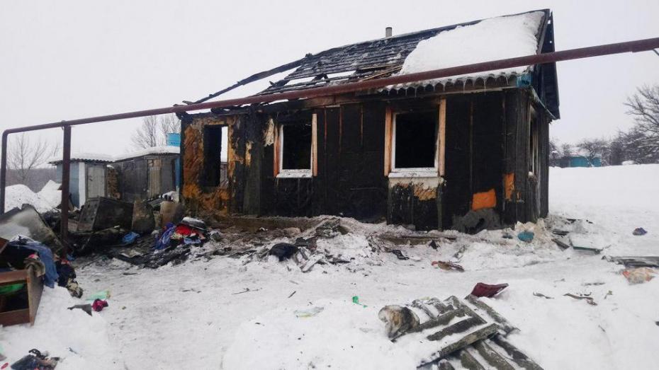 Многодетная мать из семилукского села Землянск попросила о помощи