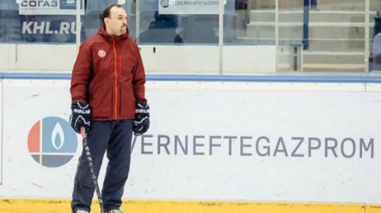 Главный тренер воронежского «Бурана» после поражения в Красноярске: «Не хватает голов»