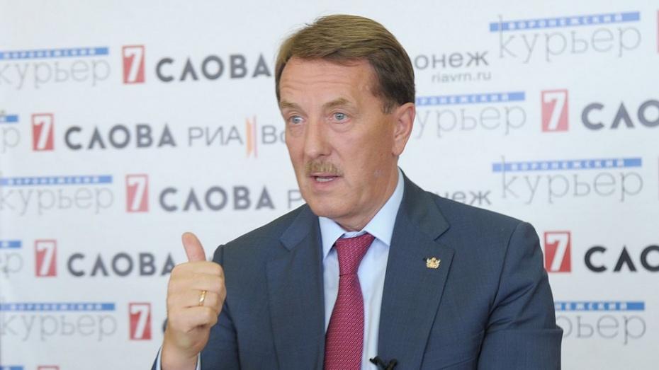 Алексей Гордеев: «Воронежу нужны эффективные дорожные решения»