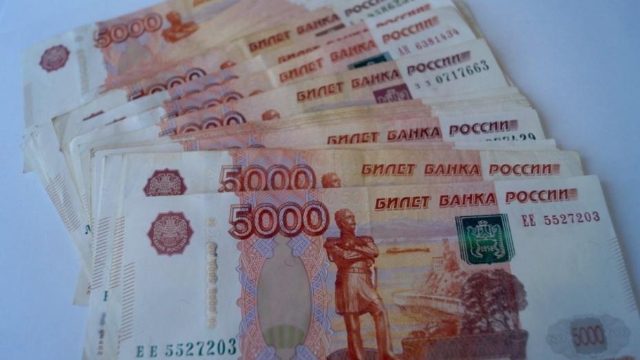 Воронежец заработал неменее 2 млн руб. на незаконных банковских операциях