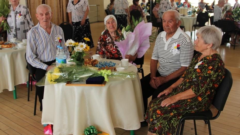 В Новохоперском районе  отметили День семьи, любви и верности