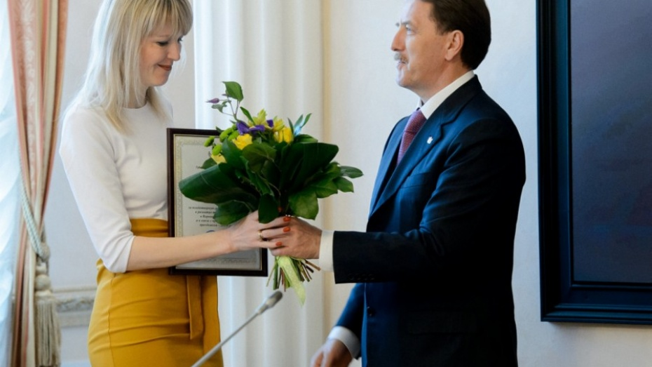 Воронежский губернатор пожелал радийщикам драйва
