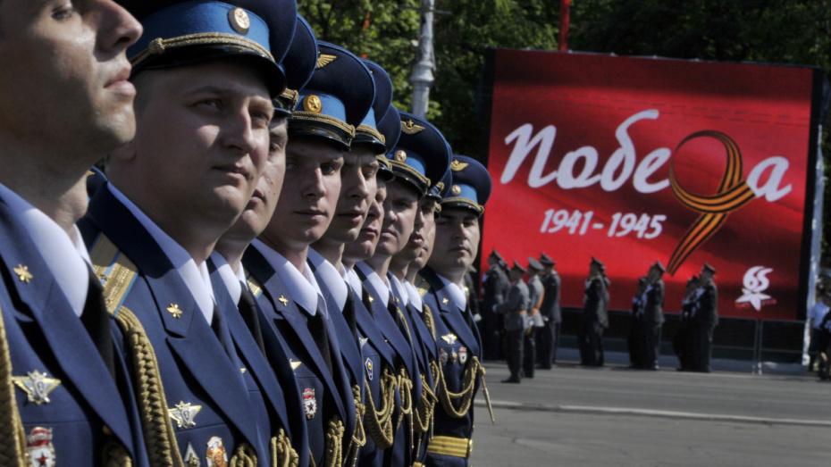Глава региона и спикер облдумы поздравили воронежцев с Днем Победы