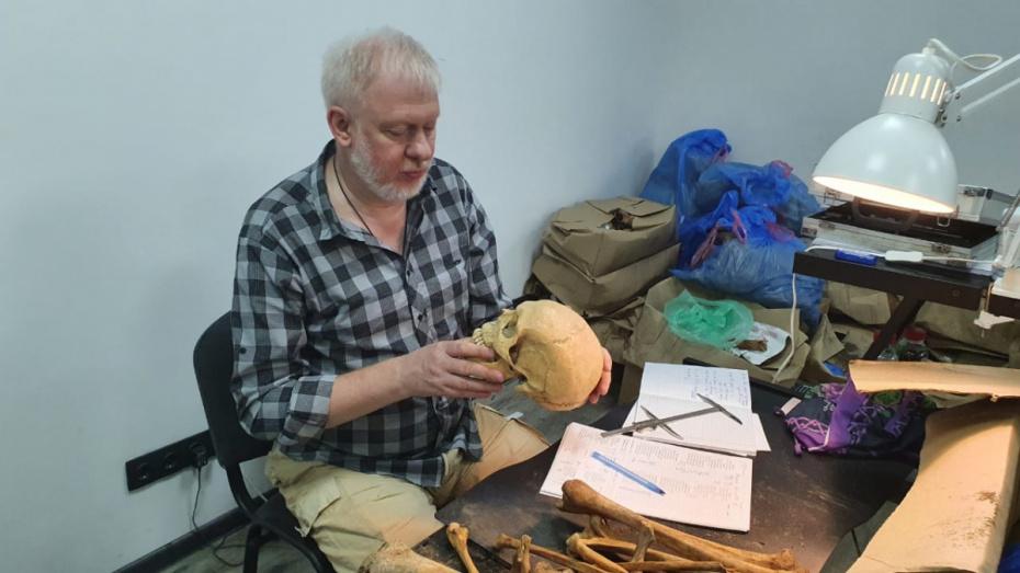 Антрополог с мировым именем Сергей Васильев проведет в Воронеже прямой эфир