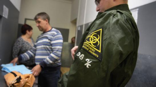 Воронежская область оказалась в лидерах ЦФО по доле лечащихся от коронавируса
