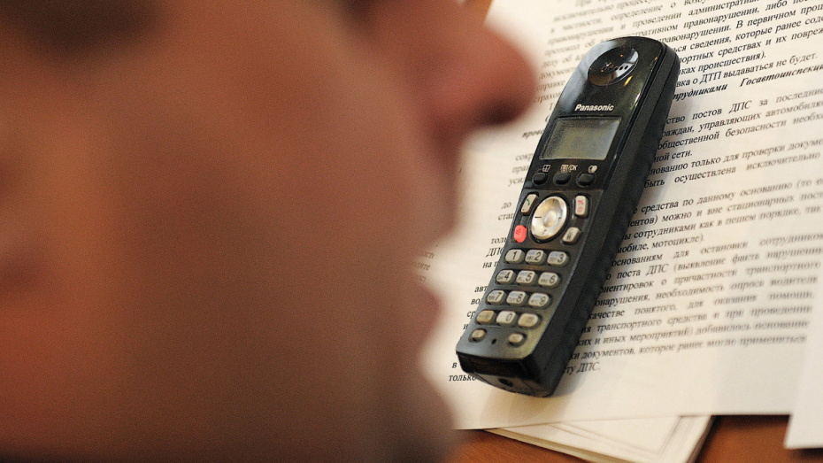 В Воронежском облздраве заработала телефонная линия с переадресацией вызовов