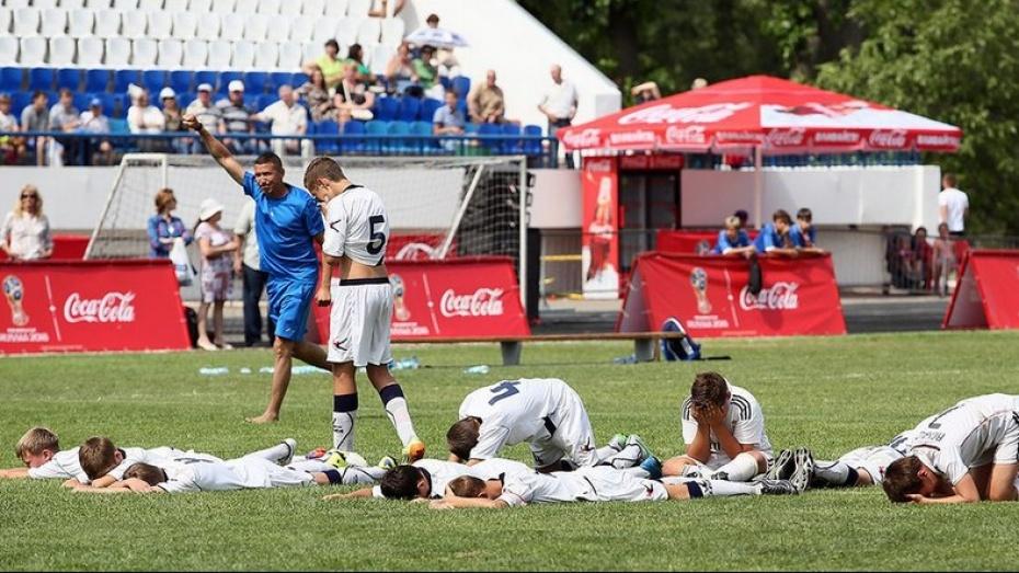 Новохоперская футбольная команда примет участие в Международном турнире «Кожаный мяч»