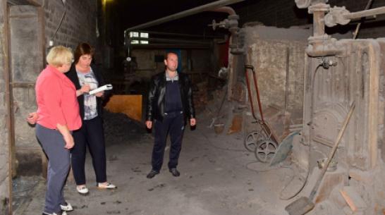 В Верхнекарачанской школе Грибановского района установят газовую котельную
