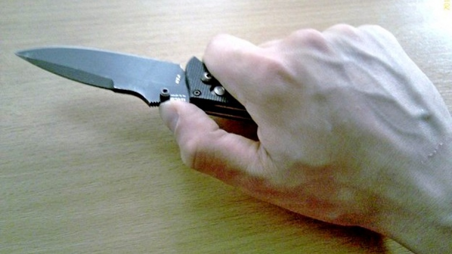 В Хохольском районе 31-летний мужчина ответит в суде за убийство приятеля ножом