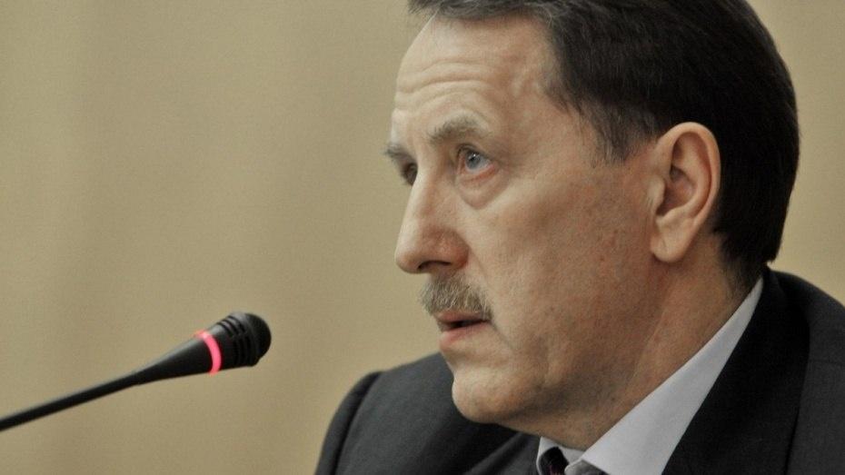 Губернатор Воронежской области: «Надо развивать самокритику»
