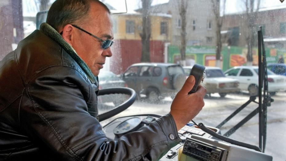 В Борисоглебске общественный транспорт оснастили системой ГЛОНАСС