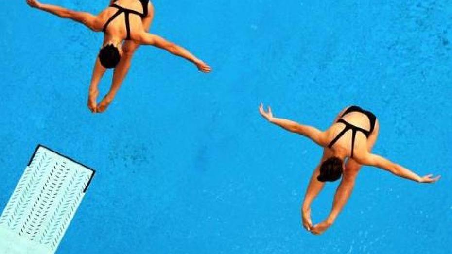 Воронежские прыгуньи в воду завоевали «бронзу» в Дубае