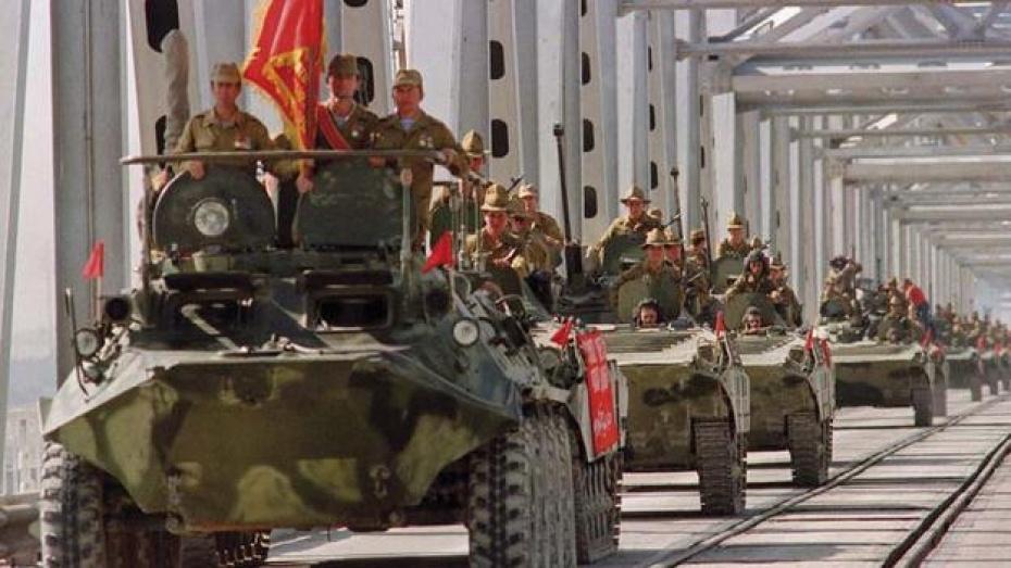 Сегодня в Воронеже вспоминают воинов-интернационалистов