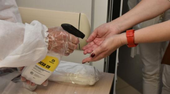 В Воронежской области COVID-19 диагностировали у 94 человек
