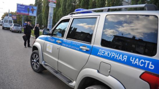 Воронежские полицейские спасли мать 2 детей от аномальной жары