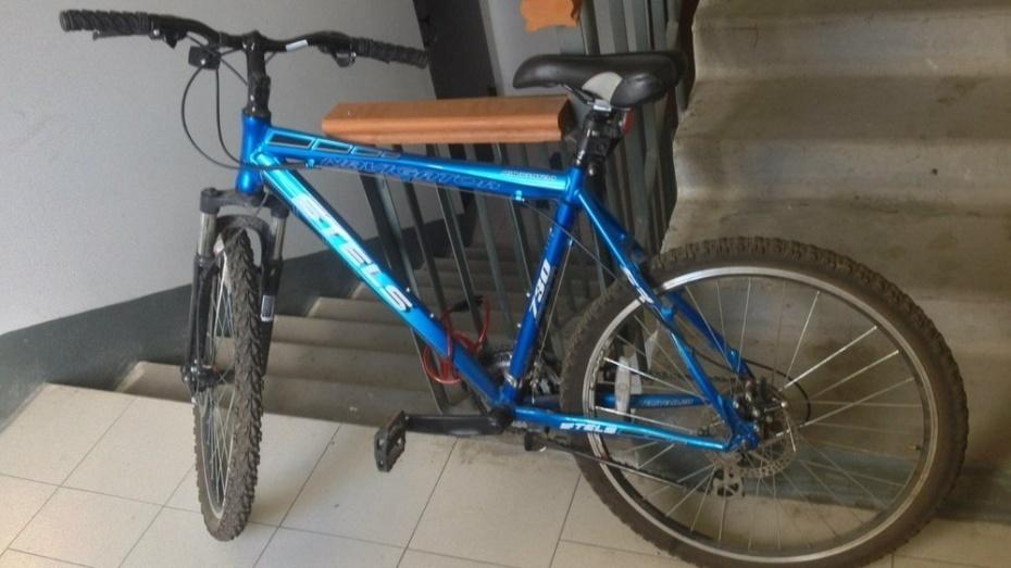 Ужительницы Воронежа украли 4 велосипеда на170 тыс. руб.