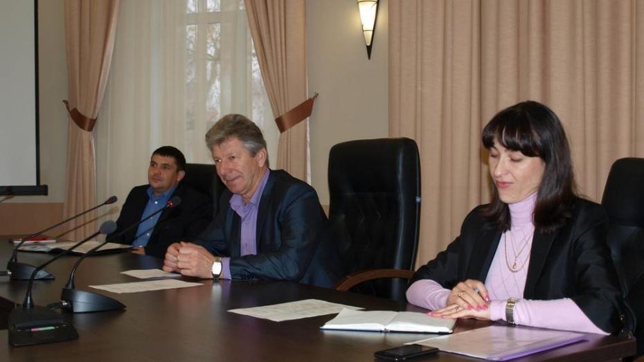 В Семилуках возродили общественный совет при городской администрации