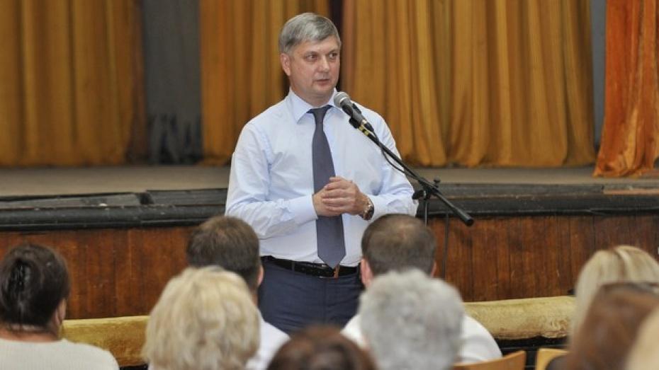 Общественные организации и реготделение «Единой России» выдвинули на пост мэра Воронежа вице-губернатора Александра Гусева
