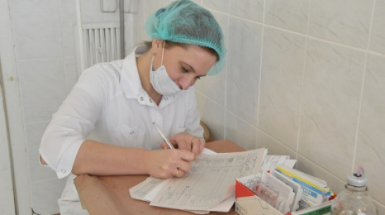 Инфекционная заболеваемость в Воронежской области снизилась за месяц