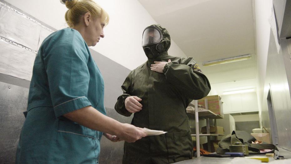 Коэффициент распространения коронавируса в Воронежской области остался стабилен