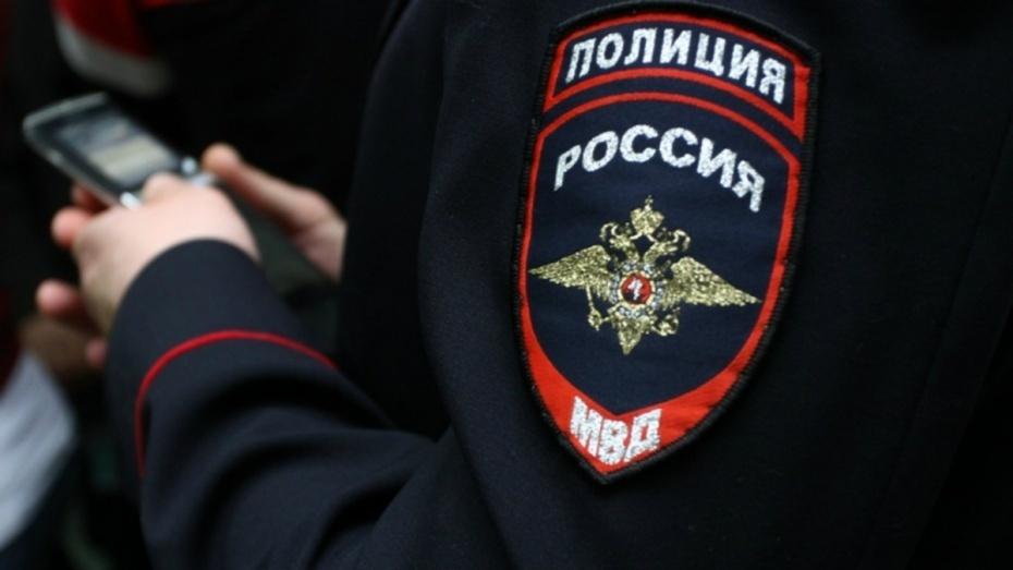В Воронежской области 4 полицейских задержали после исчезновения местного жителя
