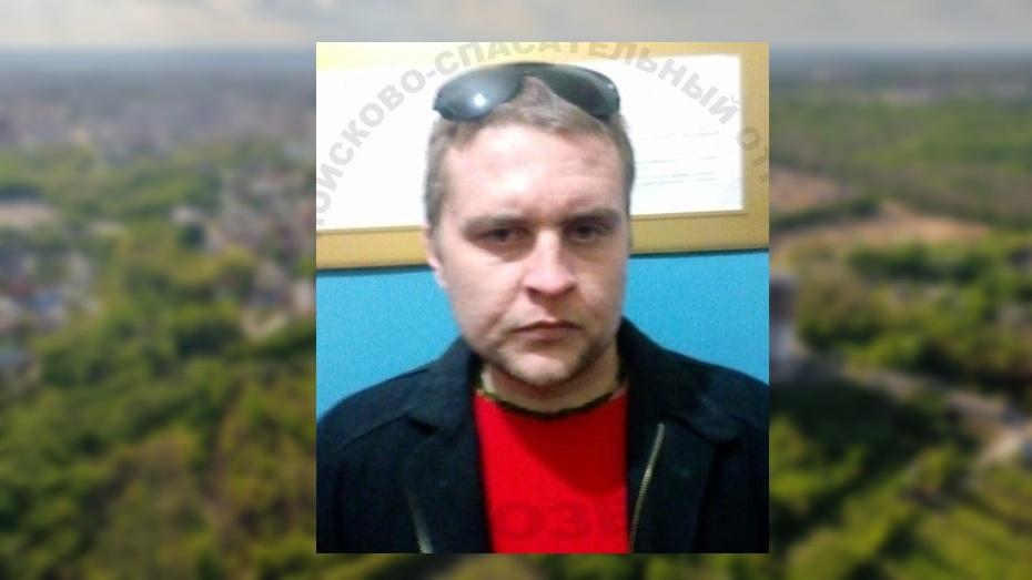 В Воронежской области пропал 29-летний мужчина с татуировкой скорпиона