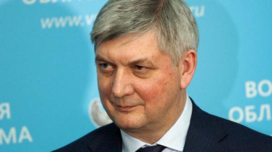 Губернатор Воронежской области завел аккаунт в Instagram