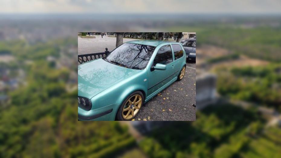 Не снятая вовремя тонировка аукнулась воронежскому автомобилисту арестом
