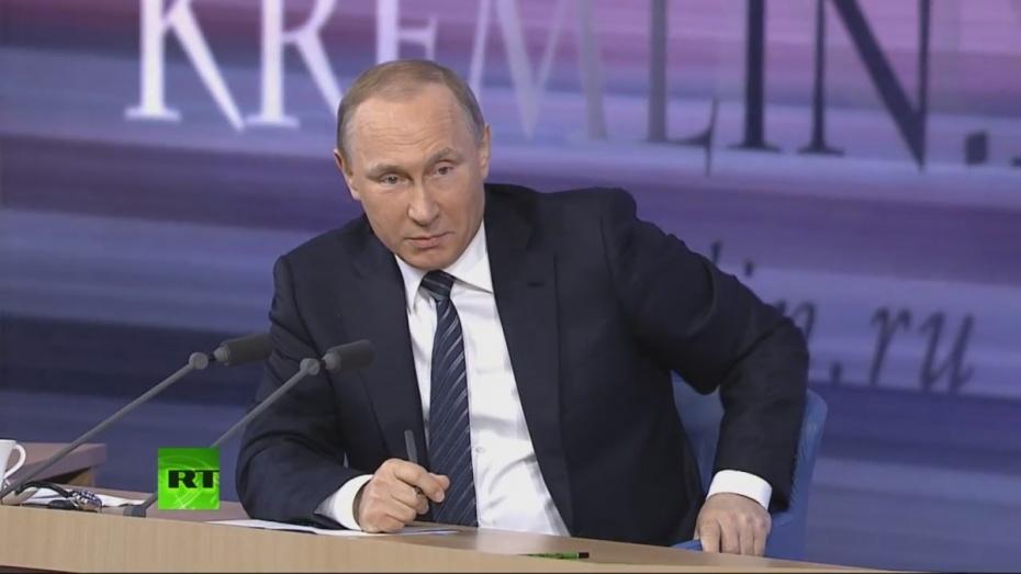 Путин поддержал обмен участников конфликта в Донбассе в формате «все на всех»