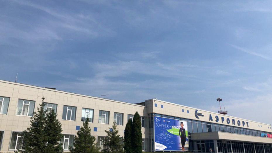 В воронежский аэропорт второй раз за 2 дня вернулся пассажирский самолет «Руслайна»