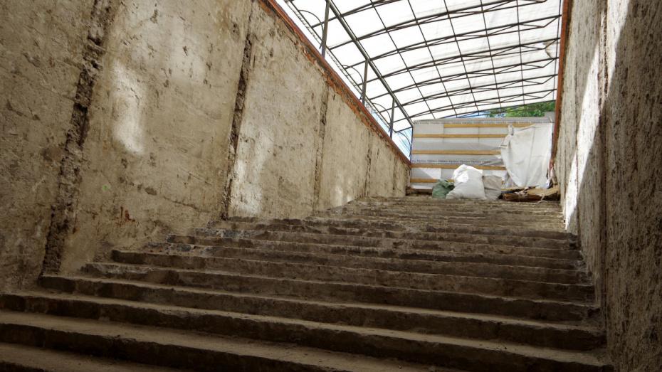 Воронежская мэрия готовится отдать в концессию 4 подземных перехода