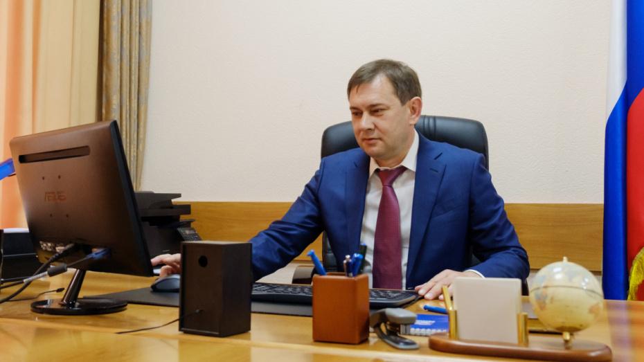 Лидер воронежских единороссов принял участие в предварительном голосовании