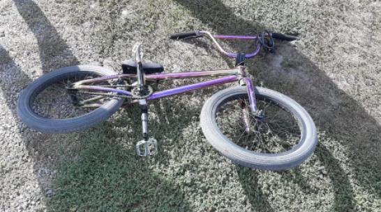 В Борисоглебске  10-летний велосипедист после ДТП попал в больницу