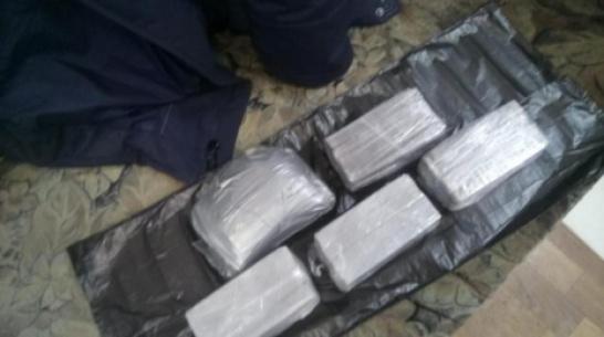В Воронежской области поймали банду наркодилеров с 6 кг веществ