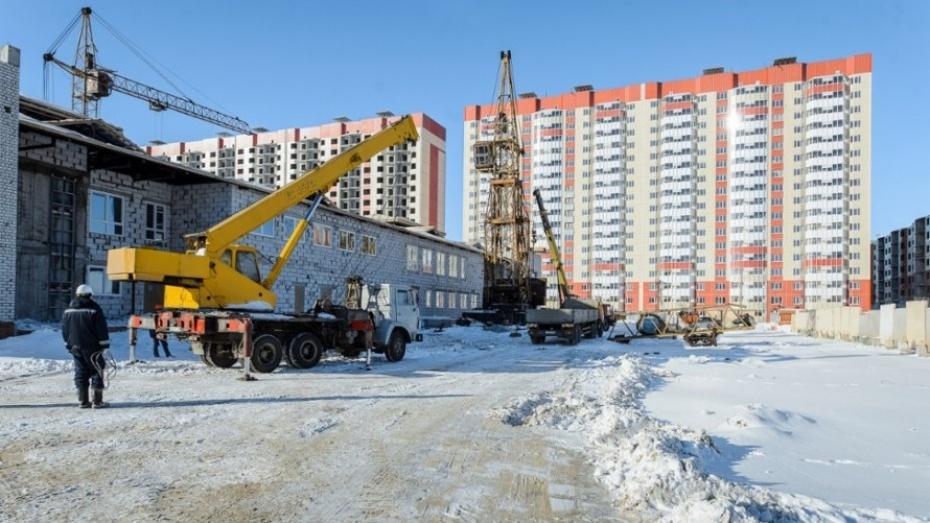 Строящийся микрорайон Черемушки может войти всостав Воронежа