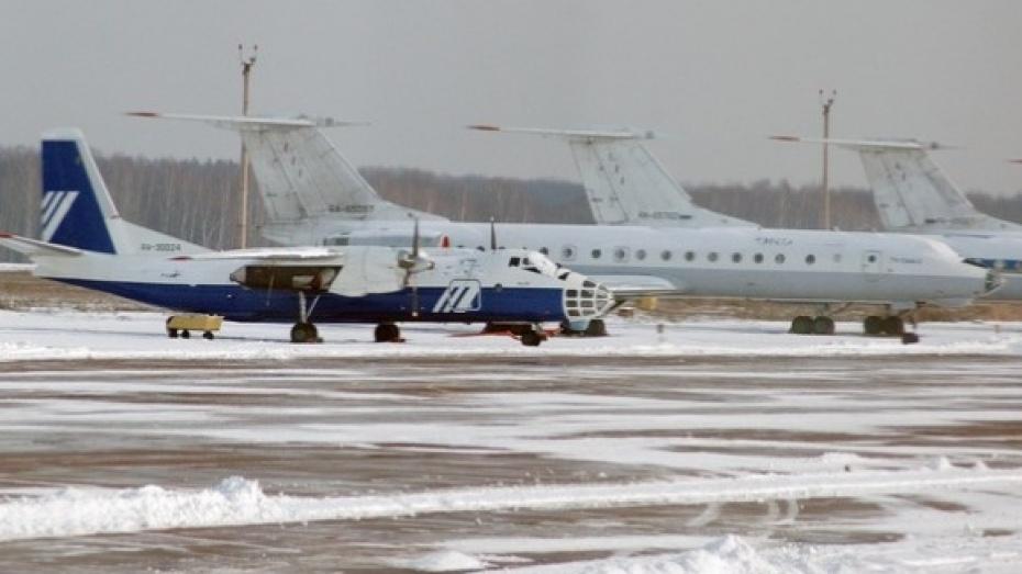 Улететь из Воронежа и прилететь в наш город по-прежнему невозможно