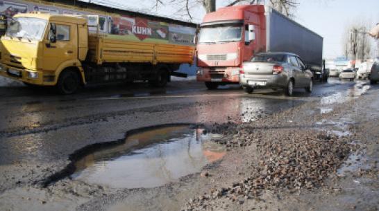 Водитель фуры потребовал от дорожников 277 тыс рублей после ДТП в Воронежской области